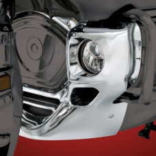 CHROME LOWER FRONT COWL