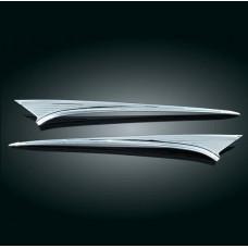 CHROME SADDLEBAG SPOILERS FOR GL1800
